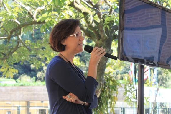 Amélia Malheiros, vice-presidente do SCMC, será uma das participantes do evento. Imagem: Paula Cardoso